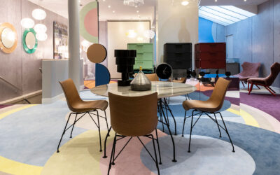 Kartell Boutique Paris – New Opening